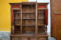 Starožitný nábytek 03 - Sekretář 210012