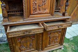 Starožitný nábytek 04 - Sekretář 210012